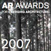AR Awards for Emerging Architecture 2007