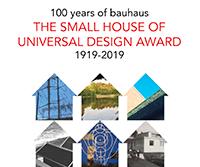 バウハウス設立100周年記念 ユニバーサルデザインの小さな家