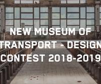 New Museum of Transport – Design Contest 2018-2019
