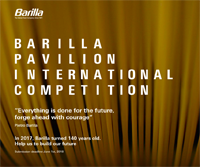 Barilla Pavilion International Competition