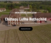 Château Lafite Rothschild / Redesign of an exceptional cellar