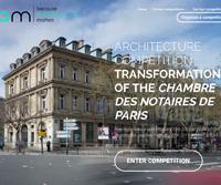 Chambre des Notaires de Paris: Architecture Competition