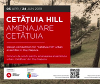 International Design Competition for Cetățuia Hill urban ensemble in Cluj-Napoca
