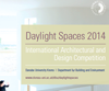 Daylight Spaces 2014