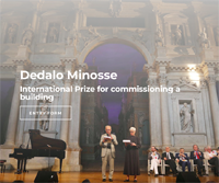 Dedalo Minosse International Prize 2018/19