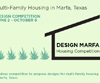 DESIGN MARFA Housing Competition