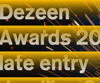 Dezeen Awards 2020