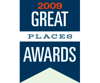 Great Places Awards 2009