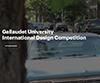 Gallaudet University International Design Competition
