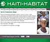 Haiti-Habitat: Call for Collaborative Design