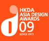 HKDA Asia Design Awards 09