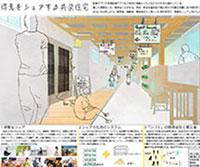 第3回 IAUD住宅学生コンペ『2025年以降の日本の暮らしと住まい「UDプラス」のプロトタイプを考える』