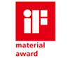 iF material award 2010