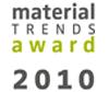 material TRENDS award 2010