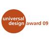 universal design award 09