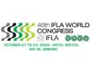 46th IFLA WORLD CONGRESS - Call for Submission