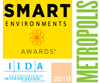 IIDA/Metropolis Smart Environments Awards 2010