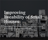 Improving livability of Small Houses – (INHAF) Open Ideas Competiton 2018