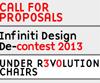 "Infiniti Design De-contest ""Under R3v0lution Chairs"""
