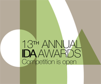 13th iDA-International Design Awards