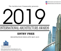 International Architecture Awards 2019