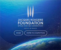 Jacques Rougerie Foundation - INTERNATIONAL COMPETITION IN ARCHITECTURE 2019