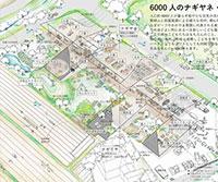 奈義町立こども園建設工事基本設計業務プロポーザル