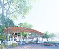 くまもとアートポリスプロジェクト 立田山憩の森・お祭り広場公衆トイレ公開設計競技 2020