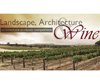 Landscape, Architecture & Wine architecture students competition