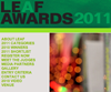 LEAF Awards 2011