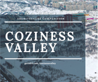 Coziness Valley Park Area Development Competition