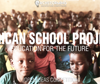 AFRICAN SCHOOL PROJECT: Education for the future