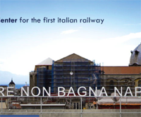NAPOLICALL New Service Center for the first italian railway