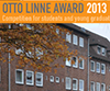 Otto Linne Award for Urban Landscape Architecture 2013