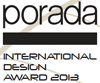 PORADA Furniture Design Award 2013