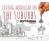 Ryterna modul Architectural Challenge 2019 SUBURBAN HOUSE