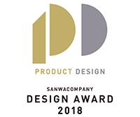 SANWA COMPANY DESIGN AWARD 施工事例コンテスト 2018