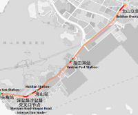 International Design Competition of Shenyan Road Landscape Improvement Project