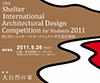 13th Shelter Student Architecture Competition 2011