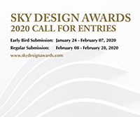 SKY DESGIN AWARDS 2020