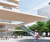 仙台市役所本庁舎建替基本設計プロポーザル