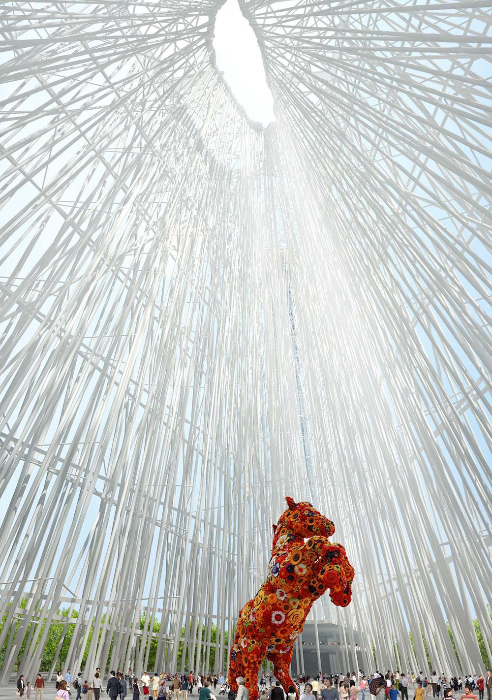 Sou Fujimoto First Prize Taiwan Tower International