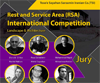 International Rest and Service Area Designing Competition – Iranian Land