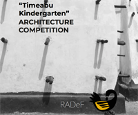 Timeabu Kindergarten Competition: Design & Construction