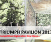 Triumph Pavilion - LONDON (Summer 2017 Build Project)