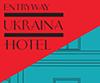 Ukraina Hotel Entryway