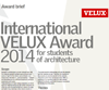 International VELUX Award 2014