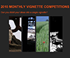 Recording Memories - 2010 Monthly Vignette Competition