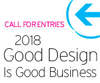 2018 GOOD DESIGN IS GOOD BUSINESS