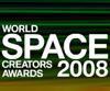 WORLD Space Creators Awards 2008
